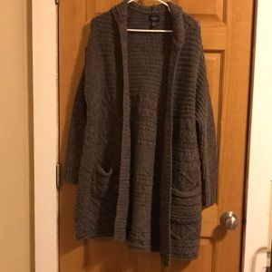 American Eagle Hooded Sweater jacket/coat. Size XS